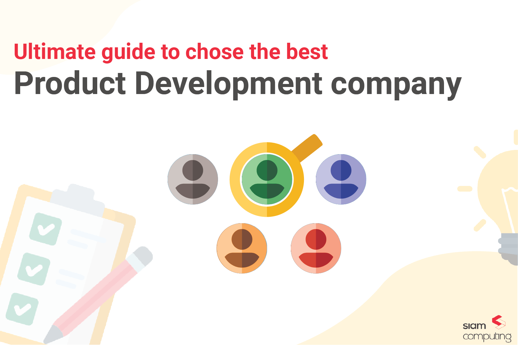 Product dev company