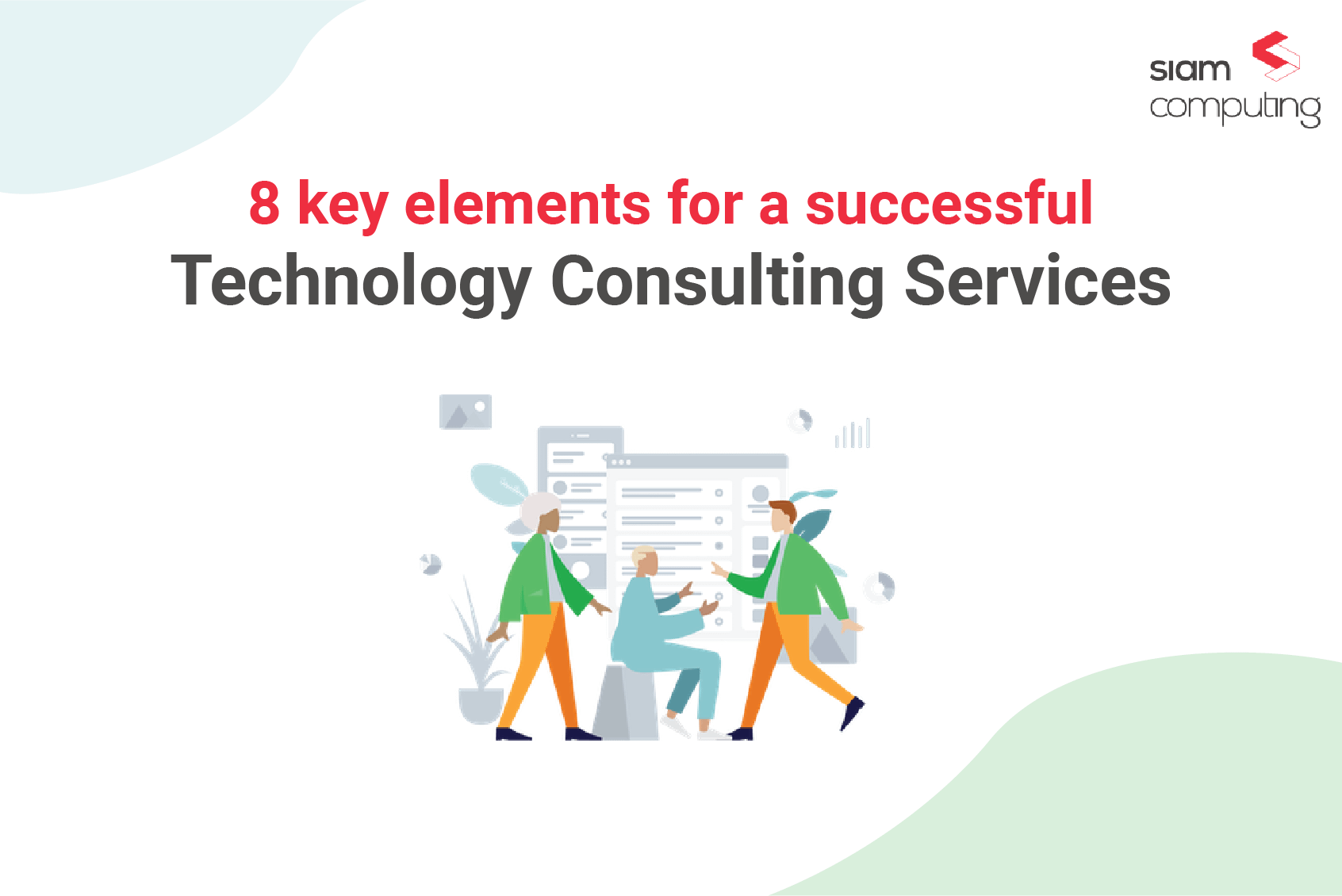 Successful Tech Consulting service