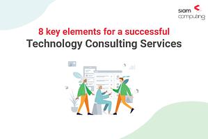 Successful Tech Consulting service